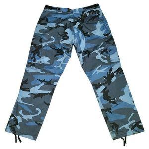 ROTHCO Men's Pants BDU Camo Cargo Tactical